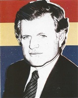 edward kennedy (deluxe edition) [ii.241] by andy warhol